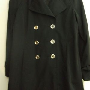 VERY NICE preowned Michael Kors Raincoat..large